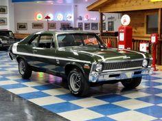 1970 Chevrolet Nova Yenko Deuce 350 cid / 370 horsepower small block LT1 option code