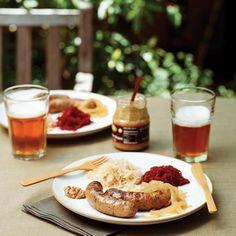 Have a backyard Oktoberfest - Sunset.com