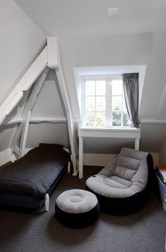 Zolder villa Hilversum