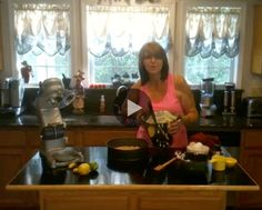 Cooking With RA: A How-to Video