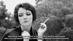 Frankie - Skins uk Skins Quotes, Film Quotes, Series Movies, Tv Series, Dakota Blue Richards, Skins Uk, Quote Aesthetic, My Heart Is Breaking, Movies Showing