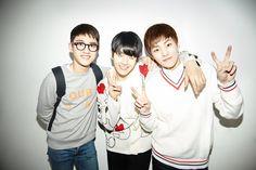 D.O, Baekhyun, Xiumin - 160516 Official EXO-L website update Credit: Official EXO-L website.
