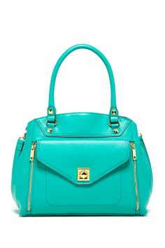 JESSICA SIMPSON                                                                                                    Hadley Satchel                                                                                                 ✤HAND'me.the'BAG✤