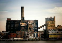 abandoned domino sugar factory new york - Google Search cassandra clare confirmed this was the abandoned sugar factory she was describing :)