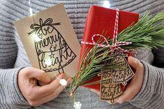 """""""Be Merry & Bright"""" - Weihnachtskarten-Freebie 2017 - """"Fee ist mein Name"""""""