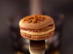 Macaron au foie gras