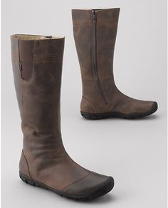 These would be wonderful for the fall (and they are Keen's, which means they would be great for outdoor activities)