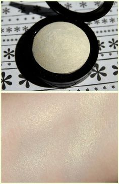 LOVE LOVE LOVE this. my favorite highlighter ever. Sephora Microsmooth Luminizer in Star Dust Review