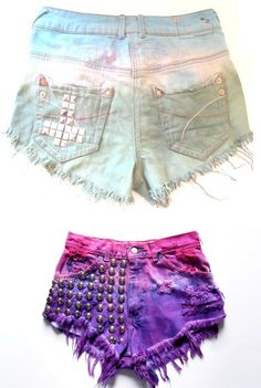 Super trendy teen shorts that would be super cute if they sold them in VS pink.