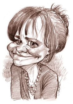 Sally Field (by janopdebeeck)