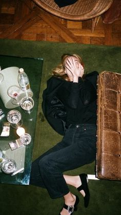 """rowe-camille: """"Camille in LA """" Gossip Girl, Camille Rowe Style, Brooklyn Baby, My Vibe, Poses, Looks Style, Out Of Style, Film Photography, Style Icons"""