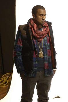 Style Icons: Kanye West - Arash Mazinani - Personal Stylist | www.arashmazinani.com