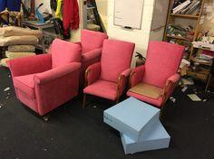 Pink re-up set