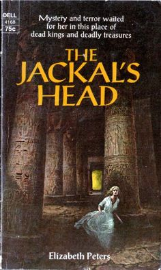 Jackal's Head. One of my most favorite books of all time.