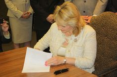 By Patrick B. McGuigan | Oklahoma Watchdog    OKLAHOMA CITY – Gov. Mary Fallin today repealed the state's controversia