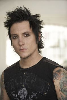 Synyster Gates of Avenged Sevenfold as Brian Sinclair from Olivia Cunning's Sinners on Tour Series (Backstage Pass)