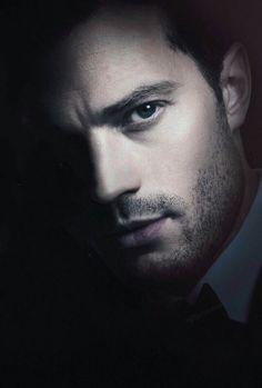 Jamie Dornan is Christian Grey xx Christian Grey, Christian Bale, Jamie Dornan, Fifty Shades Darker, Fifty Shades Of Grey, 50 Sombras Grey, Dulcie Dornan, Anastasia Grey, Image Film