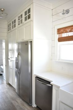26 popular refrigerator cabinet images decorating kitchen diy rh pinterest com