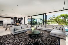 Interior aspect of a residential house near Perth, Australia by Urbane Projects