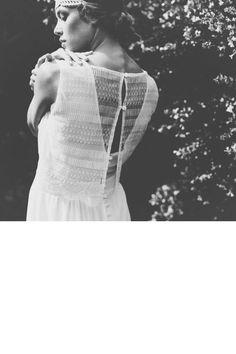 Une robe suggestive