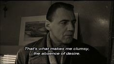 Bruno Ganz in Wings of Desire (Wim Wenders)
