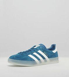 bab94dc1367 adidas Originals Gazelle Indoor Blue