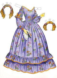 Best Ideas For Vintage Paper Dolls Victorian Fashion Figures Victorian Paper Dolls, Vintage Paper Dolls, Victorian Fashion, Vintage Fashion, Paper Dolls Printable, Paper Fashion, Fashion Art, Fashion Figures, Paper Toys