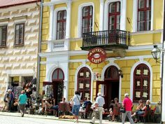 Kavárna Antoniana