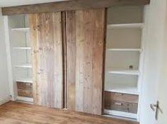 Afbeeldingsresultaat voor slaapkamer ideeen met steigerhout