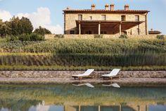 Castiglion del Bosco. Italia.