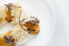 Manoir Hovey Relais & Châteaux - Topinambour, Truffe, Lichen - Sunchoke, Truffle, Lichen
