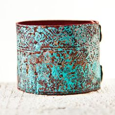 Turquoise Bracelet Turquoise Cuffs Turquoise Jewelry