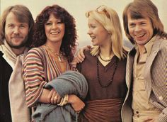 """On 16 February 1978 ABBA attended the British premiere of """"ABBA The Movie"""" at the Warner Theatre in Leicester Square. Benny said: """"We are always delighted to come to Great Britain. After all, it was here that we won the Eurovision Song Contest and that's something we'll always remember as the biggest milestone in our career"""".The photo sessions at the Dorchester hotel."""