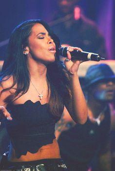 The beautiful Aaliyah♡♡♡ @PrincessLHarris