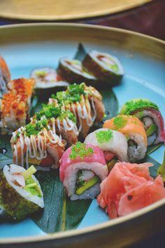 Every week (Mon to Fri), we're serving delicious sushi. Enjoy sushi festival at EN. Best Japanese Restaurant, Sushi Food, Sushi Restaurants, Sushi Recipes, Sushi Rolls, Tempura, Sashimi, Japanese Food, Cravings