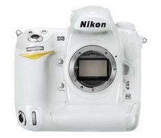 Nikon D3 Plain White