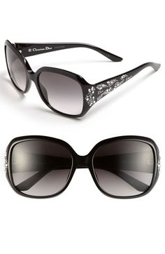 Dior Oversized 57mm Sunglasses available at #Nordstrom
