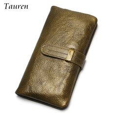 Genuine Leather Men Business Card Holder Wallet Bank Credit Card Case Id Holders Women Cardholder Porte Carte Organizer Purse To Make One Feel At Ease And Energetic Coin Purses & Holders