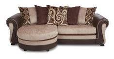 4 Seater Pillow Back Lounger Belle | DFS