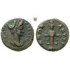 Römische Provinzialprägungen, Phrygien, Ankyra, Sabina, Frau des Hadrianus, Bronze, ss: Phrygien, Ankyra. Bronze Ankyra. Drapierte… #coins