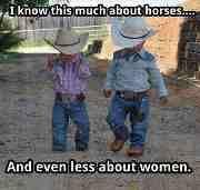 Little cowboys :)