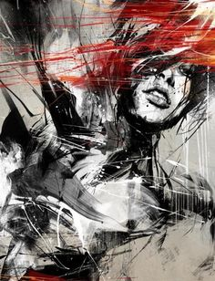 russ mills  *love his work. One day if i'm brave enough I'll get a tattoo of his work