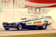 "Roland Leoung's ""The Hawaiian"" Dodge Charger AA/FC"