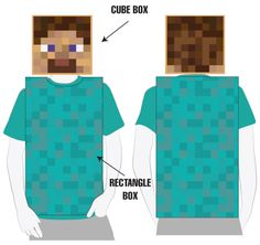 So, I like Minecraft. You might has guessed as much after my DIY Creeper Peeps…