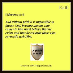 Hebrews 11:6  Faith #faith