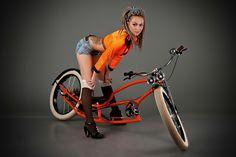 Unusual bike collection