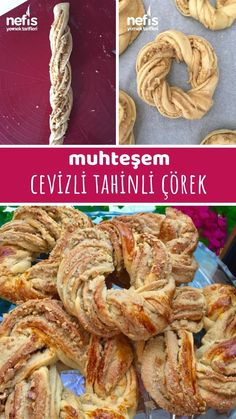 Turkish Kitchen, Turkish Recipes, Food Preparation, Bakery, Easy Meals, Food And Drink, Yummy Food, Favorite Recipes, Dinner