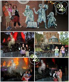 Take Haunted Mansion Ghost Magic Shots on my next Walt Disney World Vacation.