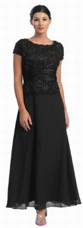 Amazon.com: Mother of the Bride Formal Evening Dress #2571: #Evening Dress