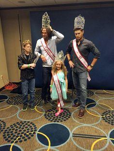 A bunch of princesses :)